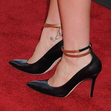 Anna Paquinin kengät