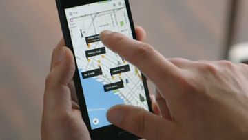 Amazon Fire -kännykkä käyttää Nokian HERE-karttoja