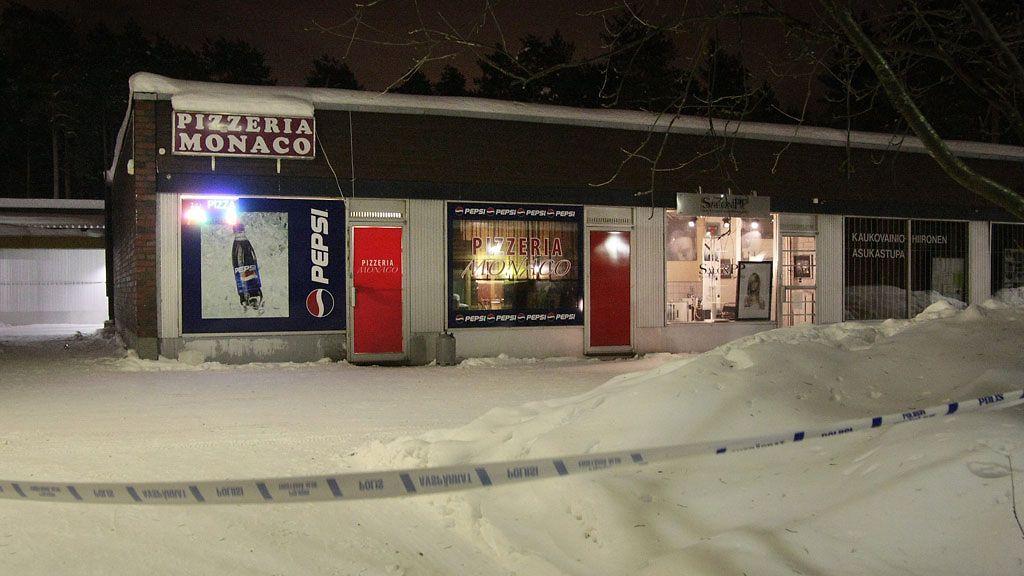 Oulun ampuja poliisin vanha tuttu - Rikos - Uutiset - MTV.fi