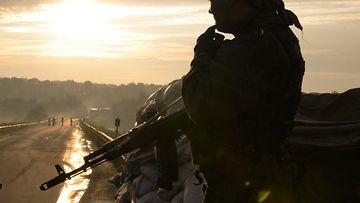 Ukraina sotilas