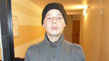 Poliisin välittämä kuva Jussi Peltolasta.
