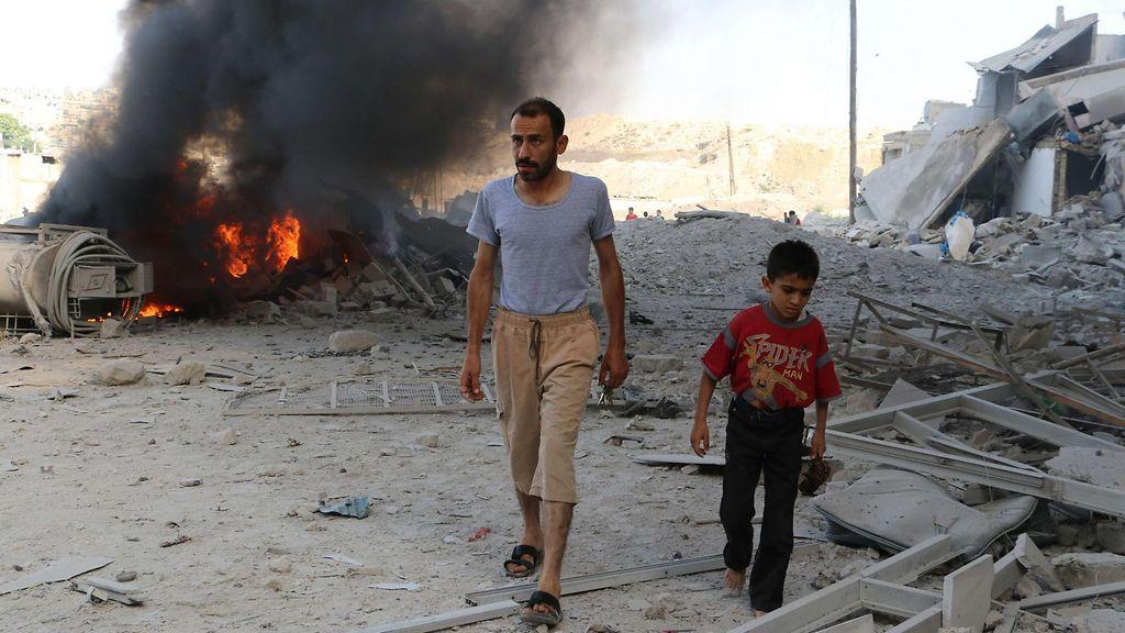 Syyrian Sota 2021