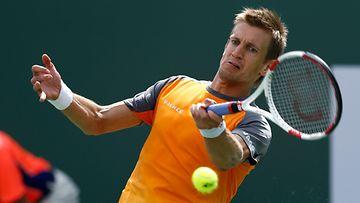 Nieminen murskasi viime vuoden Wimbledonin superyll�tt�j�n