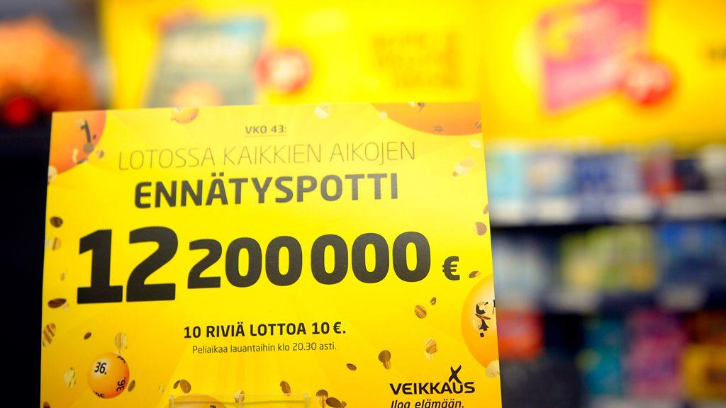 Loton historia kuvina - tältä näytti ensimmäinen arvonta - MTVuutiset.fi