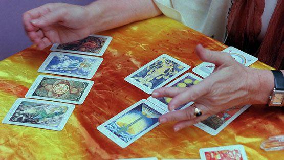 tarot korteista ennustaminen Kotka