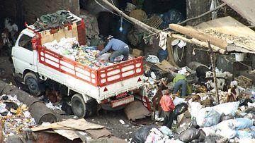 Mokattamin jätteenkerääjien kylä
