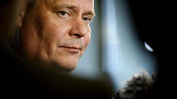 Antti Rinne valtionvarainministeri