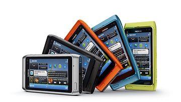 Symbian Nokia kännykkä puhelin
