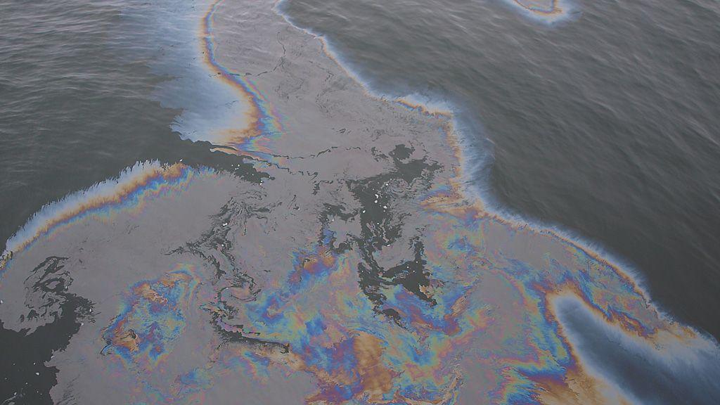 Merien Saastuminen