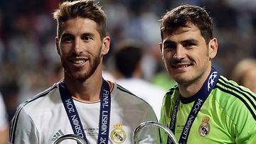 Sergio-Ramos-ja-Iker-Casillas