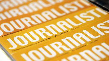 Lehdistön toimittajat antoivat lakkovaroituksen 3.4.2013.