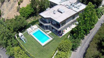 Nicole Kidmanin talo