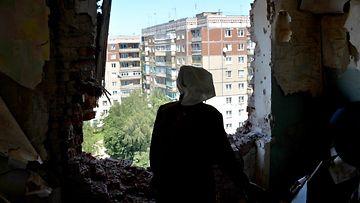 Ukraina talo