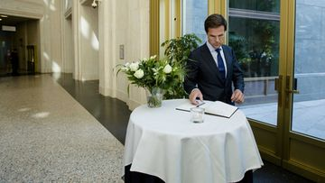 mark rutte hollanti pääministeri