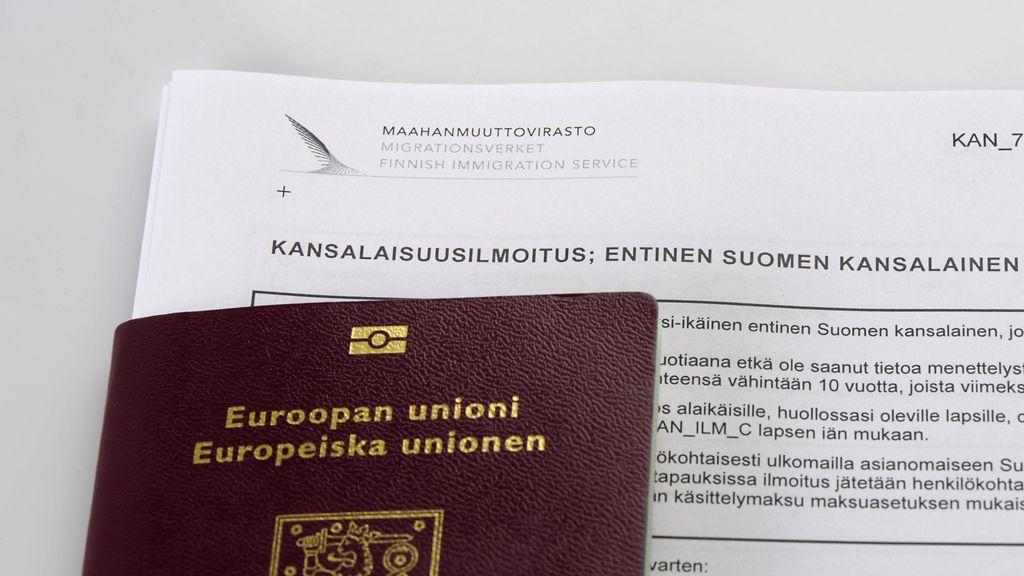 Suomen Kansalaisuus Vaatimukset