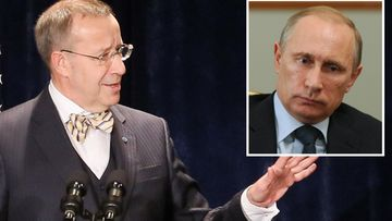 Ilves Putin