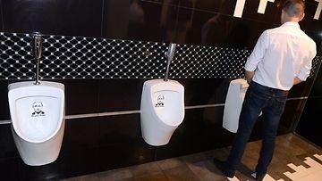 Putin urinaali Ukraina ravintola