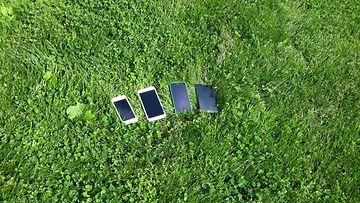 iPhone 5S, Galaxy S5, Lumia 630 ja G3 -puhelimet testissä helteessä
