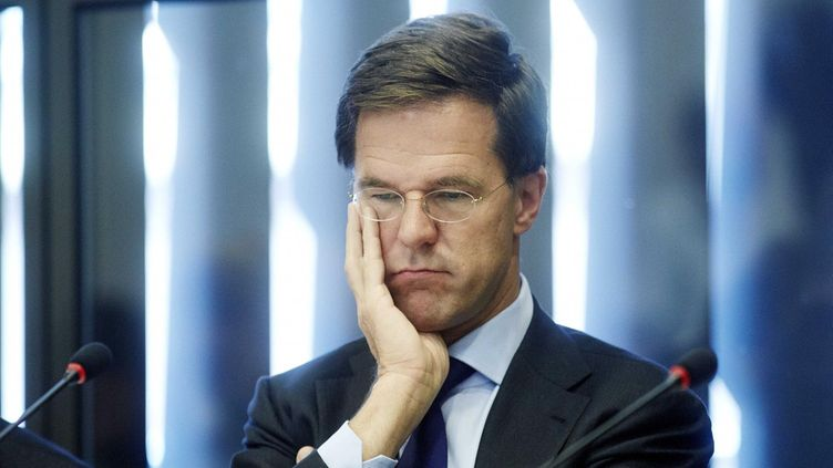 mark rutte pääministeri hollanti