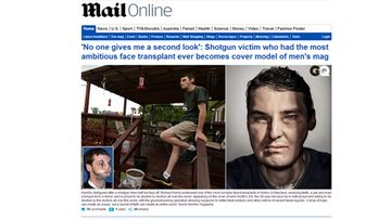 Daily Mail Richard Norris