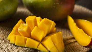 mango kuorittu
