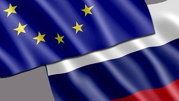 EU Venäjä liput pakotteet