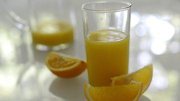 mehu appelsiini