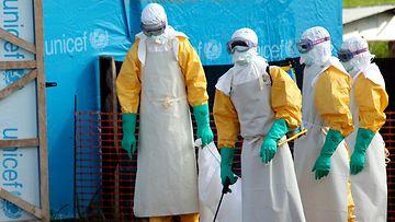 L��k�rij�rjest�lt� varoitus: Ebolatilanne ei ole paranemassa