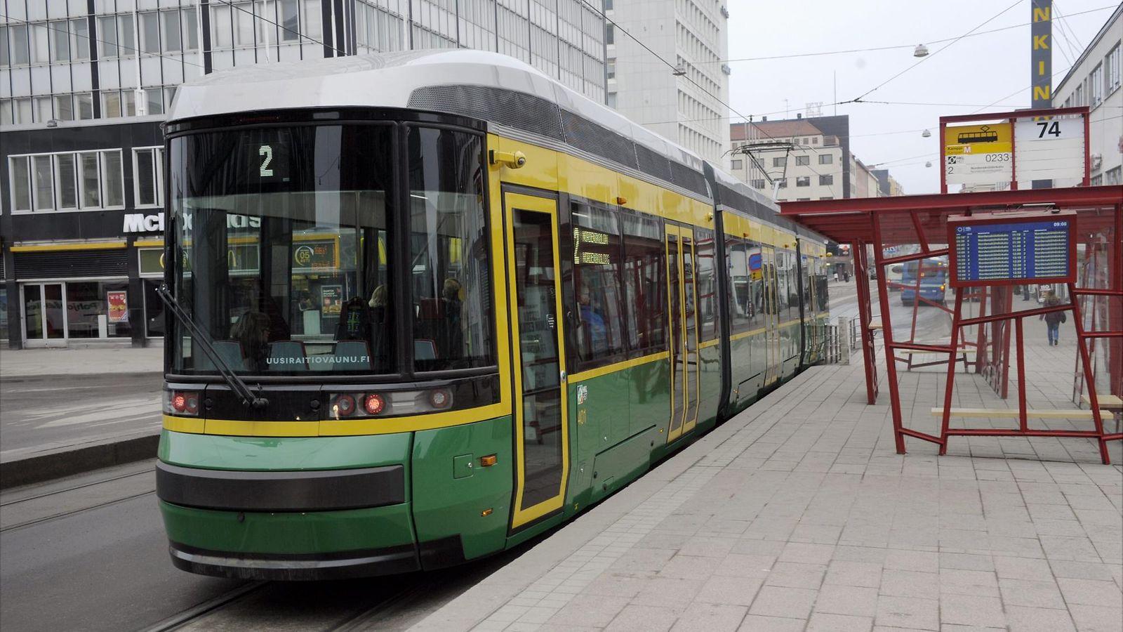 Helsinki Raitiovaunu