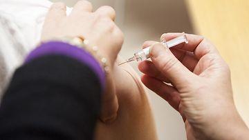 rokote, rokotus, jäykkäkouristus