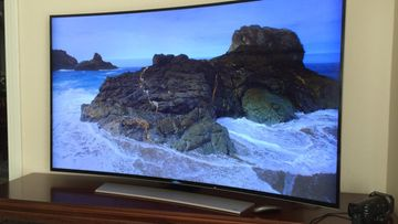 MTV testasi 4K-tekniikkaa Samsungin kaarevalla UE65HU8500 televisiolla ja Sonyn FDR-AX100E -videokameralla.