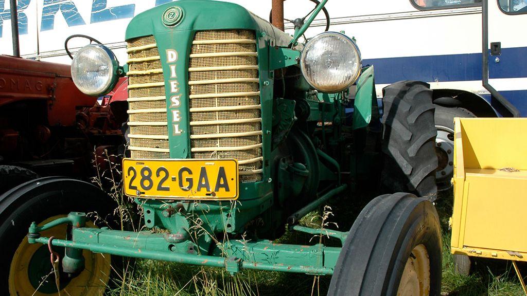 Venäläinen Traktori