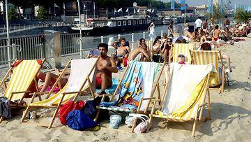 Brussels Beach