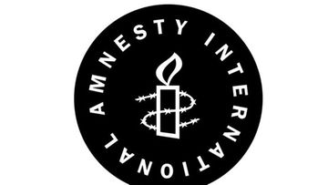 Amnesty International - logo Kuva:AP