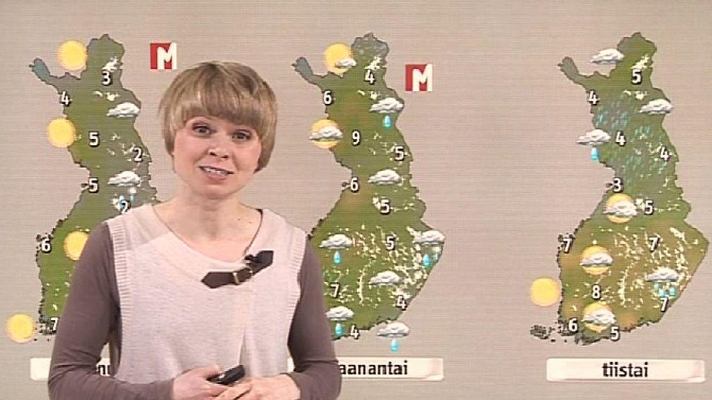 Meteorologi Miina Manninen