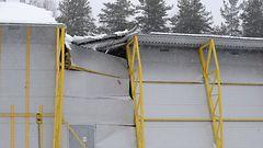 Märkää lunta tulee lisää – romahdusvaara