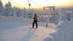 Lapissa varoitetaan lumivyöryistä – vyöryriski suuri useissa laskettelukeskuksissa