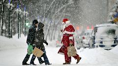 Pekka Pouta: Valkea joulu lähes varma etelässäkin