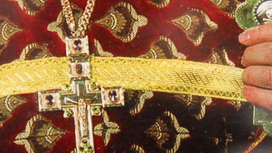 Ortodoksisen Kirkon Johtaja