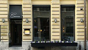 Ravintola Carma Ludviginkadulla Helsingissä 11. maaliskuuta 2008. Kuva: Lehtikuva