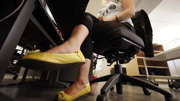 istuminen työ konttori tuoli