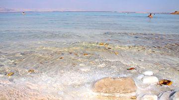 Dead-Sea-by-Guillaume-Baviere