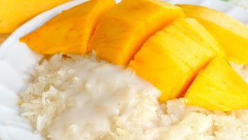 mango ja tahmariisi