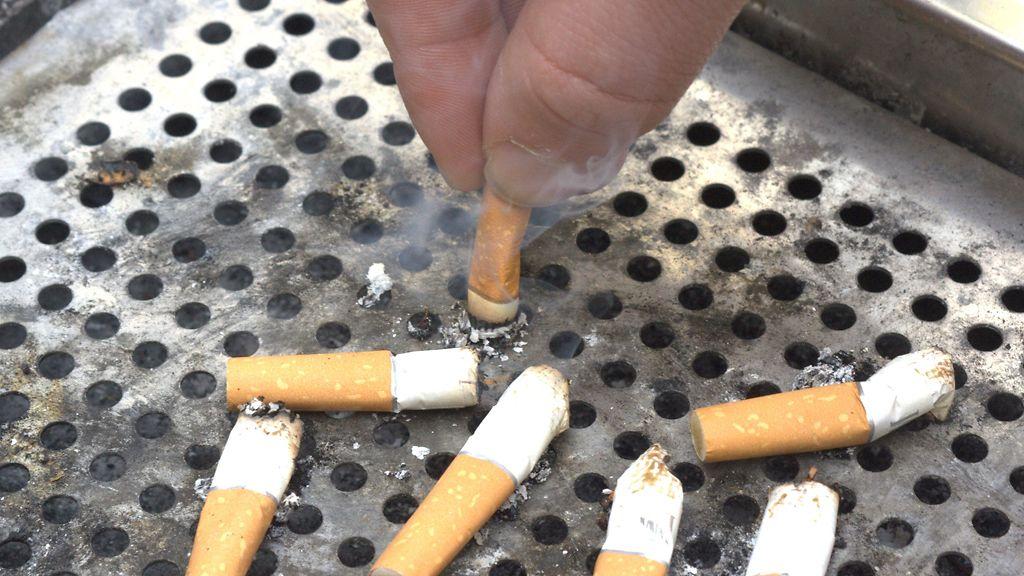 Tupakointi Verenpaine
