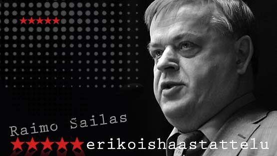 Sailas varoittaa vaikeasta vuosikymmenestä - Talous - Uutiset - MTV.fi