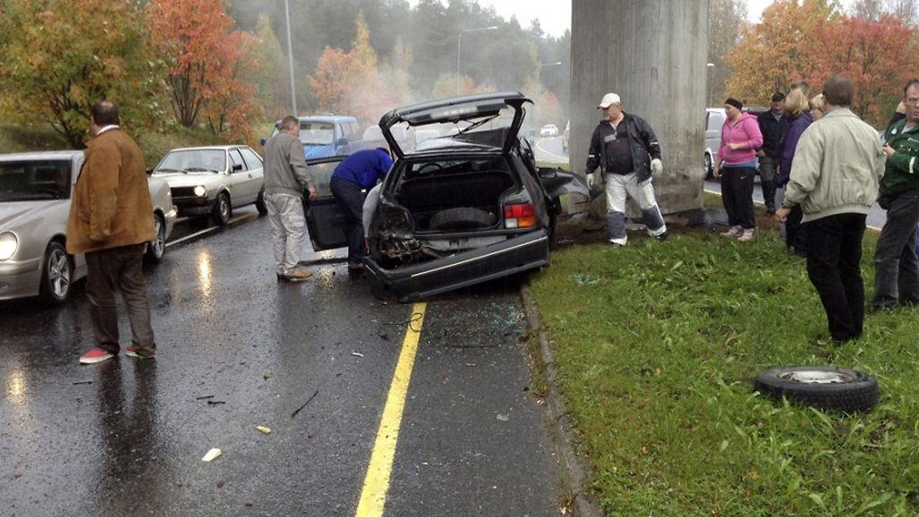 Auto Onnettomuus