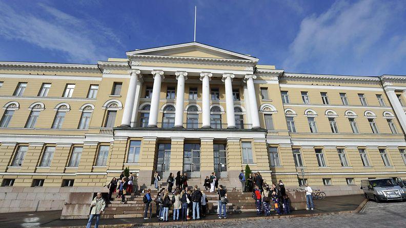 Helsingin yliopisto ei mahtunut maailman sadan maineikkaimman yliopiston joukkoon.