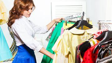 vaatteiden valinta