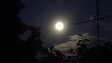 superkuu 9. elokuuta 2014