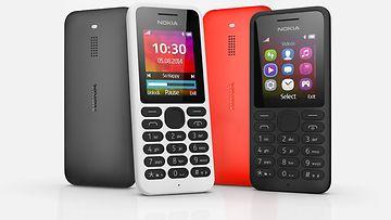 Microsoftissa muutettiin sittenkin mieltä halpapuhelinmarkkinoiden kannattavuudesta. Kuvassa uusi Nokia 130.